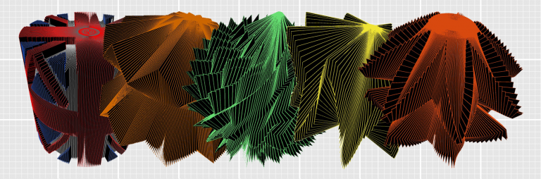 Screw Thread 3D Image